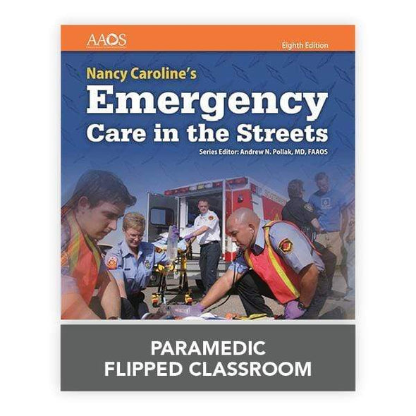 Paramedic Shop PSG Learning Textbooks Digital Access for Paramedic Flipped Classroom