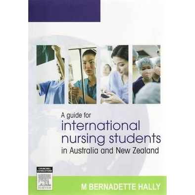 Paramedic Shop Elsevier Textbooks A Guide for International Nursing Students in Aust NZ