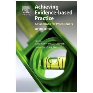Paramedic Shop Elsevier Textbooks Achieving Evidence Based Practice 2e