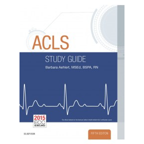 Paramedic Shop Elsevier Textbooks ACLS Study Guide 5e