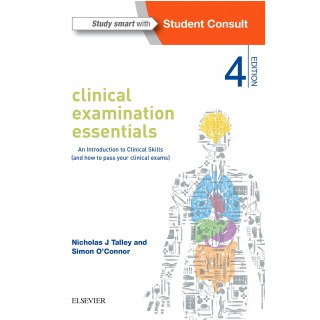 Paramedic Shop Elsevier Textbooks Clinical Examination Essentials, 4th Edition