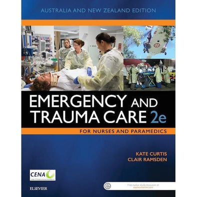Paramedic Shop Elsevier Textbooks Emergency and Trauma Care for Nurses and Paramedics - 2nd Edition
