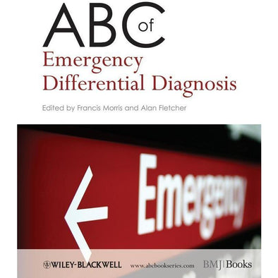 Paramedic Shop John Wiley & Sons Textbooks ABC of Emergency Differential Diagnosis