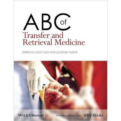 Paramedic Shop John Wiley & Sons Textbooks ABC of Transfer and Retrieval Medicine