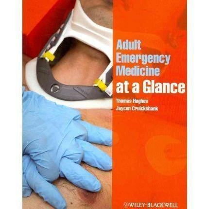 Paramedic Shop John Wiley & Sons Textbooks Adult Emergency Medicine at a Glance