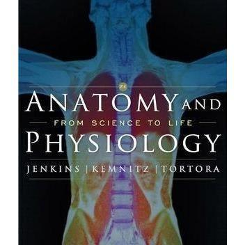 Paramedic Shop John Wiley & Sons Textbooks Anatomy & Physiology From Science to Life VPack