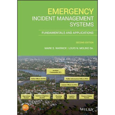 Paramedic Shop John Wiley & Sons Textbooks Emergency Incident Management Systems: Fundamentals and Applications, 2nd Edition