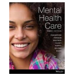 Paramedic Shop John Wiley & Sons Textbooks Mental Health Care: 3rd Edition: Hungerfords