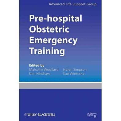 Paramedic Shop John Wiley & Sons Textbooks Pre-Hospital Obstetric Emergency Training