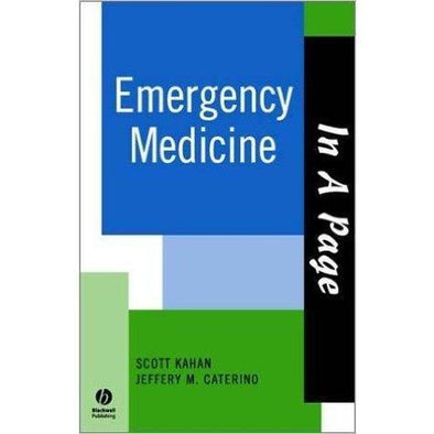 Paramedic Shop Lippincott Wilkins Textbooks In A Page Emergency Medicine