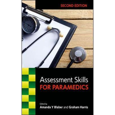 Paramedic Shop McGraw Hill Textbooks Assessment Skills for Paramedics - 2nd Edition: Amanda Blaber