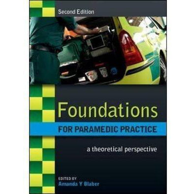 Paramedic Shop McGraw Hill Textbooks Foundations for Paramedic Practice 2e