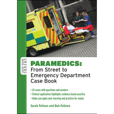 Paramedic Shop McGraw Hill Textbooks Paramedics: From Street To Emergency Department Case Book