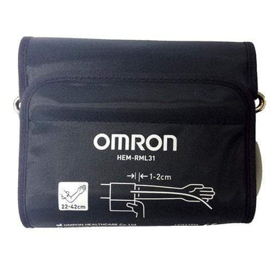 Paramedic Shop JA Davey Instrument Omron Medium to Large Cuff (22-42cm) to Suit HEM7121/7130/7322/7280T