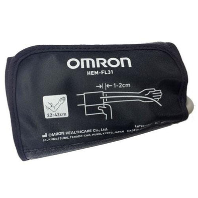 Paramedic Shop JA Davey Instrument Omron Medium to Large Fit Cuff (22-42cm) to Suit HEM7320