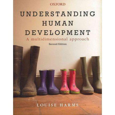 Paramedic Shop Oxford University Press Textbooks Understanding Human Development: 2e - Harms