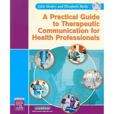 Paramedic Shop Paramedic Shop Textbooks A Practical Guide to Therapeutic Communication for Health Professionals