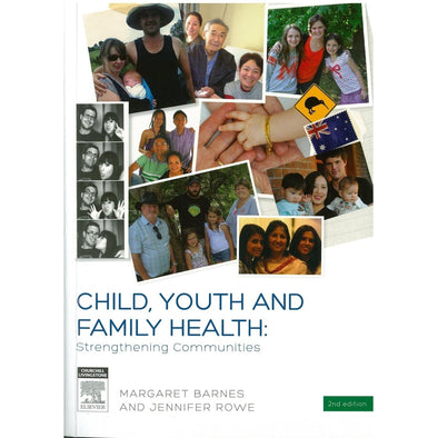 Paramedic Shop Paramedic Shop Textbooks Child, Youth and Family Health: Strengthening Communities, 2nd Edition