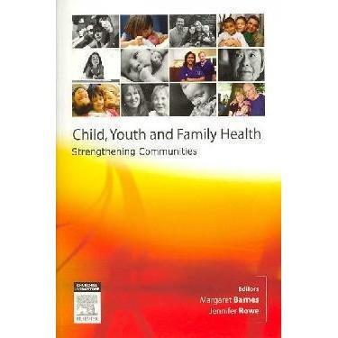 Paramedic Shop Paramedic Shop Textbooks Child, Youth and Family Nursing in the Community, 1st Edition - Margaret Barnes Jennifer Rowe