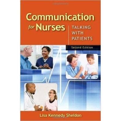 Paramedic Shop Paramedic Shop Textbooks Communication For Nurses 2e