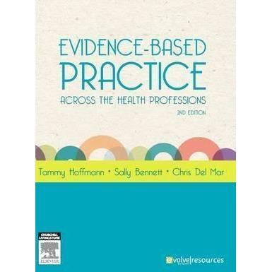 Paramedic Shop Paramedic Shop Textbooks Evidence Based Practice Across the Health Professions 2E