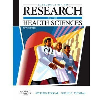 Paramedic Shop Paramedic Shop Textbooks Introduction to Research in the Health Sciences