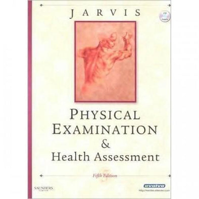 Paramedic Shop Paramedic Shop Textbooks Jarvis Physical Examination & Health Assessment 5e Pck