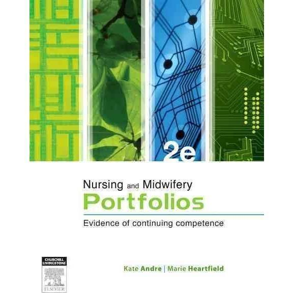 Paramedic Shop Paramedic Shop Textbooks Nursing and Midwifery Portfolios: Evidence of Continuing Competence 2e