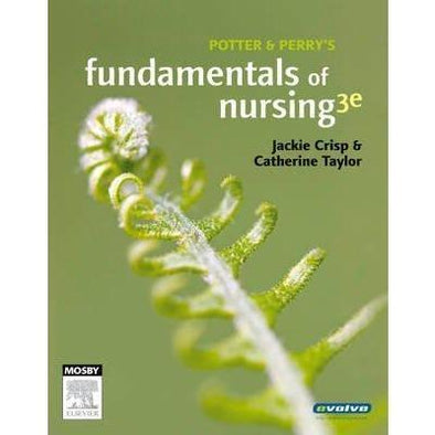 Paramedic Shop Paramedic Shop Textbooks Potter & Perry's Fundamentals of Nursing - Australian Version 3rd Edition