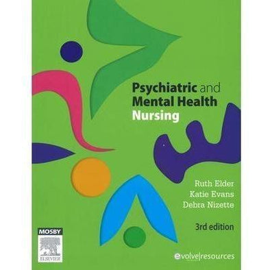 Paramedic Shop Paramedic Shop Textbooks Psychiatric and Mental Health Nursing : 3e