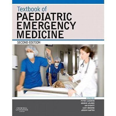 Paramedic Shop Paramedic Shop Textbooks Textbook of Paediatric Emergency Medicine 2e