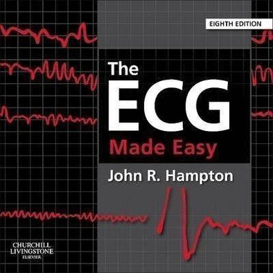 Paramedic Shop Paramedic Shop Textbooks The ECG Made Easy 8e Hampton