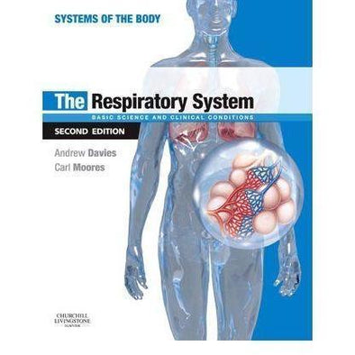 Paramedic Shop Paramedic Shop Textbooks The Respiratory System; 2e Edition