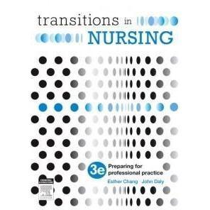 Paramedic Shop Paramedic Shop Textbooks Transitions in Nursing 3rd Edition