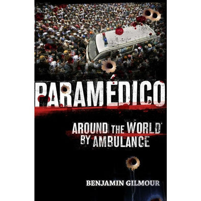 Paramedic Shop Pearson Education Textbooks Paramedico by Benjamin Gilmour