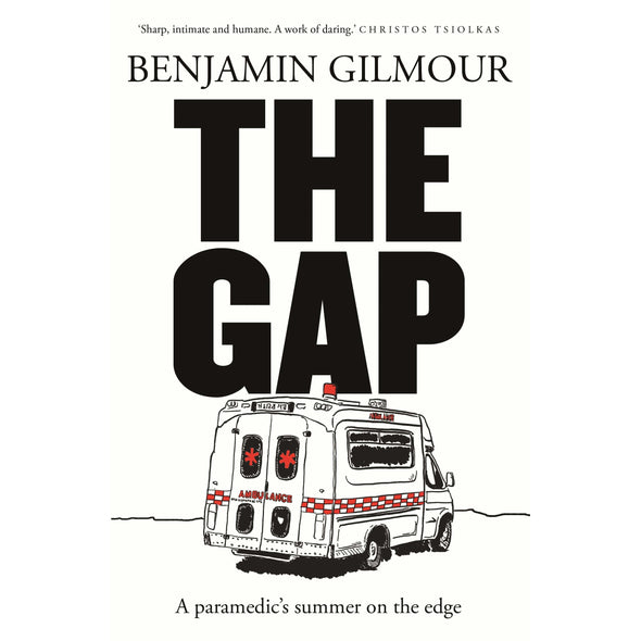 Paramedic Shop Pearson Education Biographies The Gap - A Paramedic's Summer on the Edge - Benjamin Gilmour