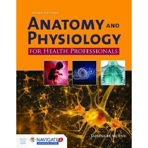 Paramedic Shop PSG Learning Textbooks Anatomy and Physiology for Health Professionals, Third Edition