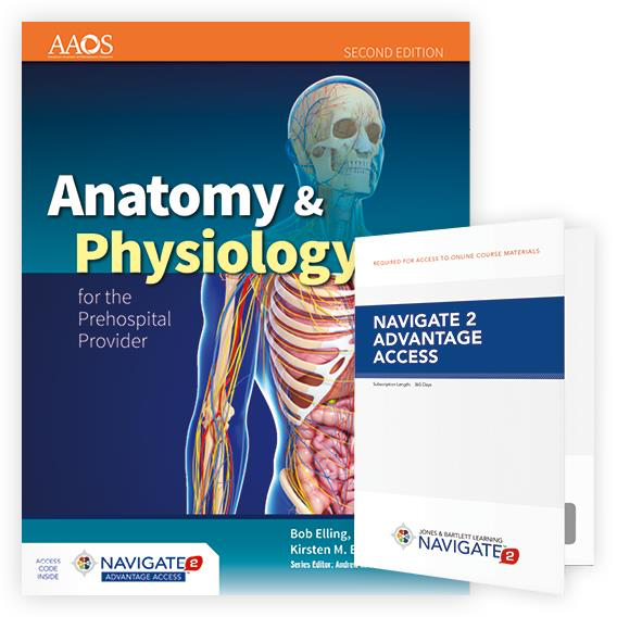 Paramedic Shop PSG Learning Textbooks Anatomy & Physiology for the Prehospital Provider