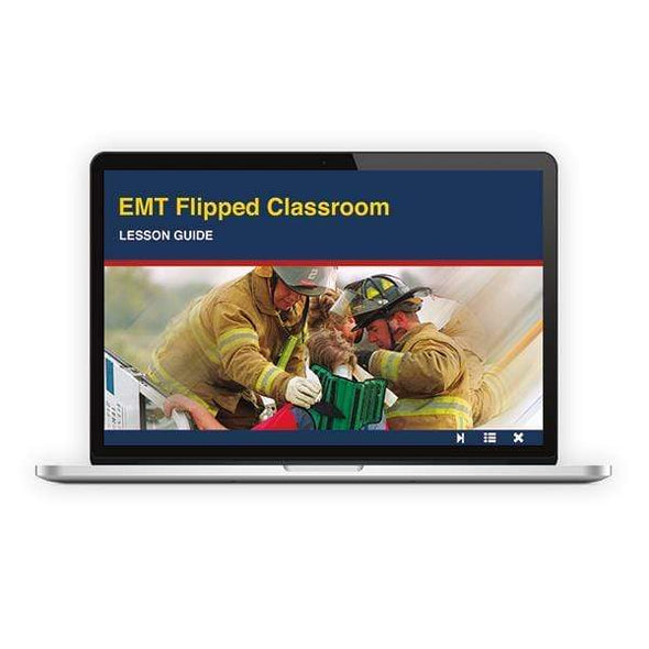 Digital Access for EMT Flipped Classroom