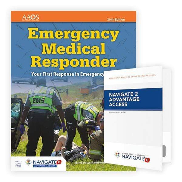 Emergency Medical Responder: Your First Response in Emergency Care: eBook: 6th Edition