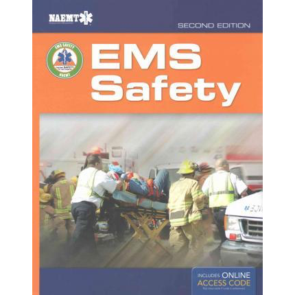 Paramedic Shop PSG Learning Textbooks EMS Safety - NAEMT