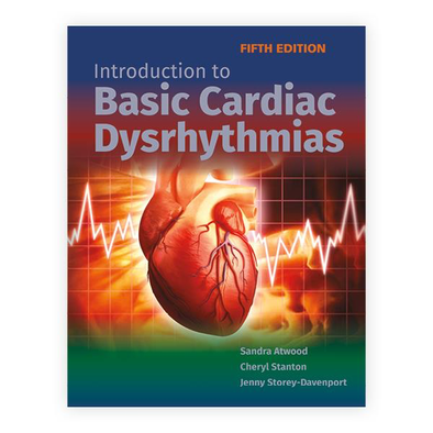 Paramedic Shop PSG Learning Textbooks Introduction to Basic Cardiac Dysrhythmias 5th Edition