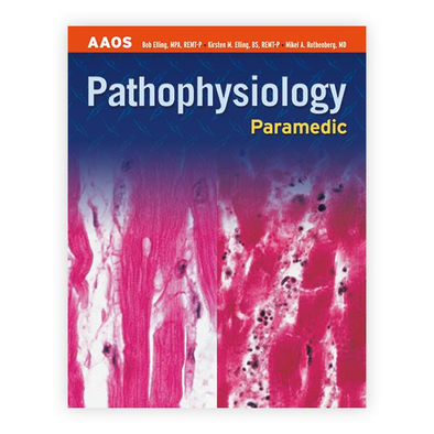 Paramedic Shop PSG Learning Textbooks Paramedic: Pathophysiology - 1st Edition