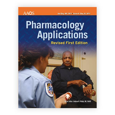 Paramedic Shop PSG Learning Textbooks Pharmacology Applications - 1st Edition