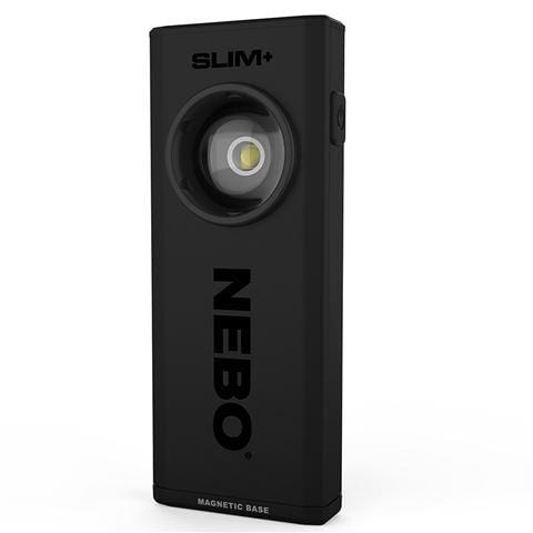 NEBO SLIM+ - Rechargeable Work Light with Power Bank and Laser Pointer