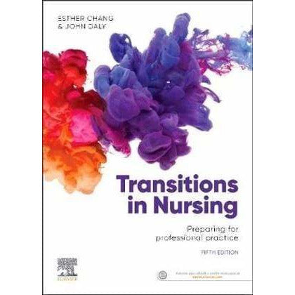 Paramedic Shop Elsevier Textbooks Transitions in Nursing Preparing for Professional Practice - 5th Edition