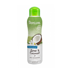 TropiClean Lime & Coconut Shampoo - 355ml
