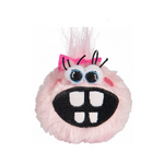 Pupz Fluffy Grinz Ball - Pink