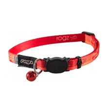 KiddyCat Safeloc Collar - Tango Fishbone