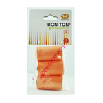 Bon Ton Refill Biodegradable Bags - Orange